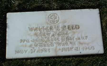 REED, WALTER E. - Yavapai County, Arizona | WALTER E. REED - Arizona Gravestone Photos