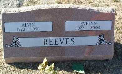 REEVES, ALVIN - Yavapai County, Arizona | ALVIN REEVES - Arizona Gravestone Photos