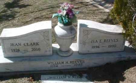 BOWLING REEVES, IVA ETHYL - Yavapai County, Arizona | IVA ETHYL BOWLING REEVES - Arizona Gravestone Photos
