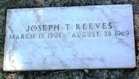 REEVES, JOSEPH T., JR. - Yavapai County, Arizona | JOSEPH T., JR. REEVES - Arizona Gravestone Photos