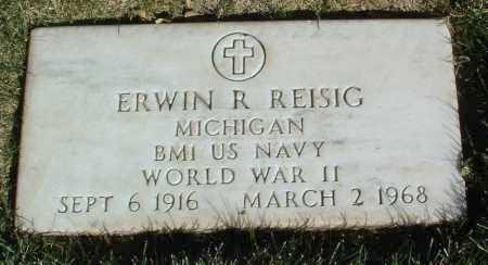REISIG, ERWIN RUSSELL - Yavapai County, Arizona | ERWIN RUSSELL REISIG - Arizona Gravestone Photos