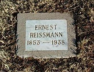 REISSMANN, ERNEST - Yavapai County, Arizona | ERNEST REISSMANN - Arizona Gravestone Photos