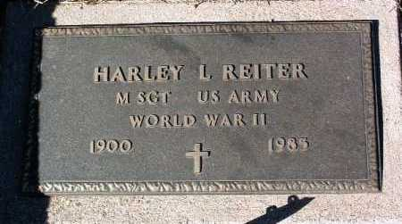 REITER, HARLEY LEE - Yavapai County, Arizona   HARLEY LEE REITER - Arizona Gravestone Photos