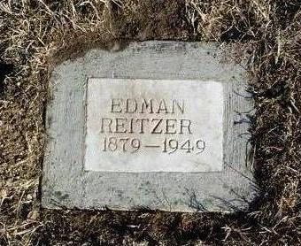 REIZER, EDMAN - Yavapai County, Arizona | EDMAN REIZER - Arizona Gravestone Photos