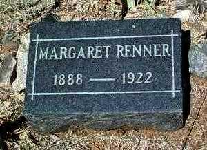 SANER RENNER, MARGARET - Yavapai County, Arizona | MARGARET SANER RENNER - Arizona Gravestone Photos