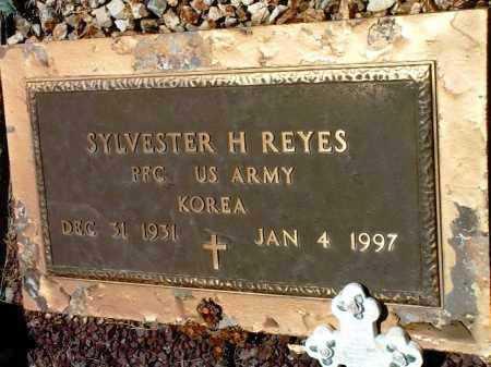 REYES, SYLVESTER H. - Yavapai County, Arizona | SYLVESTER H. REYES - Arizona Gravestone Photos
