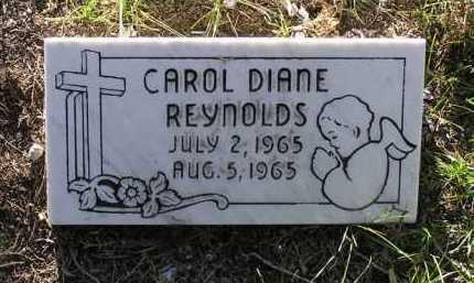 REYNOLDS, CAROL DIANE - Yavapai County, Arizona | CAROL DIANE REYNOLDS - Arizona Gravestone Photos