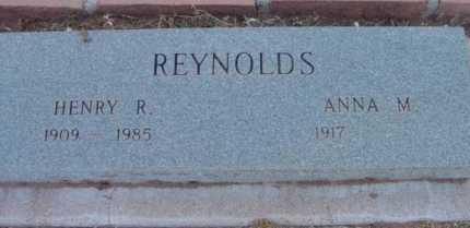 REYNOLDS, ANNA MARGARET - Yavapai County, Arizona | ANNA MARGARET REYNOLDS - Arizona Gravestone Photos