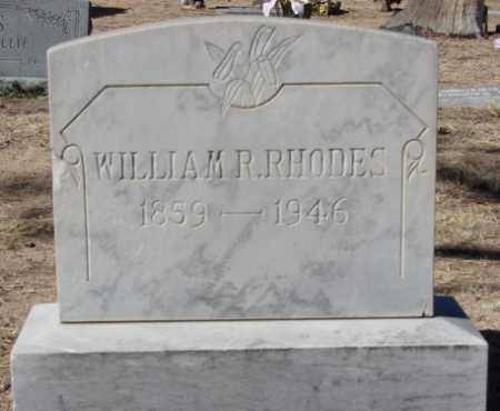 RHODES, WILLIAM ROBERT - Yavapai County, Arizona   WILLIAM ROBERT RHODES - Arizona Gravestone Photos