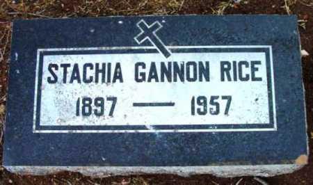 RICE, STACHIA CATHERINE - Yavapai County, Arizona   STACHIA CATHERINE RICE - Arizona Gravestone Photos