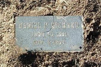 RICHARD, DANIEL PHILLIP - Yavapai County, Arizona | DANIEL PHILLIP RICHARD - Arizona Gravestone Photos