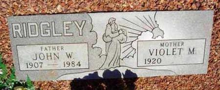 RIDGLEY, VIOLET MARIE - Yavapai County, Arizona | VIOLET MARIE RIDGLEY - Arizona Gravestone Photos