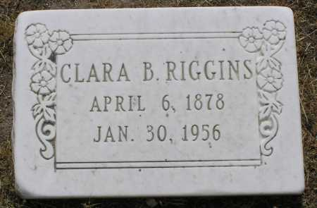 OWENS RIGGINS, CLARA B. - Yavapai County, Arizona | CLARA B. OWENS RIGGINS - Arizona Gravestone Photos