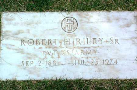 RILEY, ROBERT H. - Yavapai County, Arizona   ROBERT H. RILEY - Arizona Gravestone Photos
