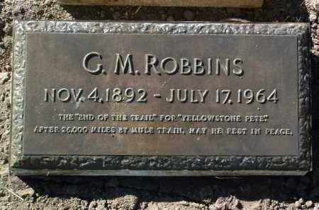 ROBBINS, GOLDIE MARION - Yavapai County, Arizona | GOLDIE MARION ROBBINS - Arizona Gravestone Photos