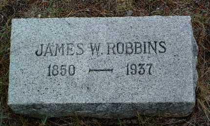 ROBBINS, JAMES WILLIAM - Yavapai County, Arizona | JAMES WILLIAM ROBBINS - Arizona Gravestone Photos
