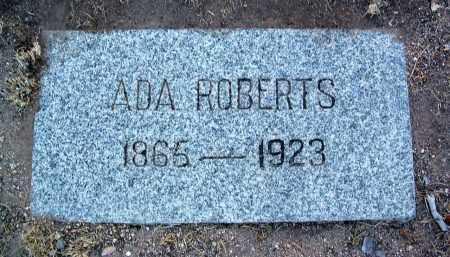ROBERTS, ADA PRICE - Yavapai County, Arizona   ADA PRICE ROBERTS - Arizona Gravestone Photos