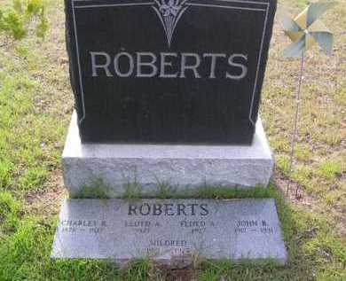 ROBERTS, FLOYD ALTON - Yavapai County, Arizona | FLOYD ALTON ROBERTS - Arizona Gravestone Photos