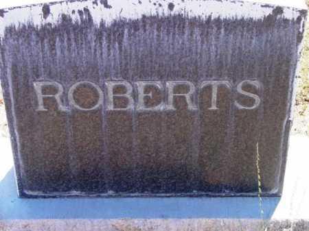 ROBERTS, FAMILY STONE - Yavapai County, Arizona | FAMILY STONE ROBERTS - Arizona Gravestone Photos