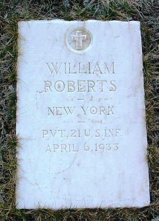 ROBERTS, WILLIAM - Yavapai County, Arizona | WILLIAM ROBERTS - Arizona Gravestone Photos