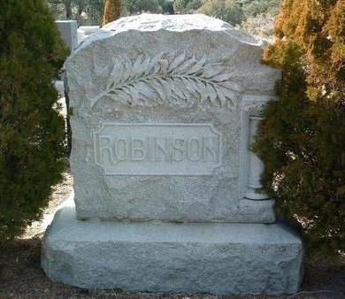 ROBINSON, FAMILY STONE - Yavapai County, Arizona | FAMILY STONE ROBINSON - Arizona Gravestone Photos