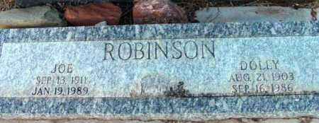 ROBINSON, EHVA (DOLLY ) - Yavapai County, Arizona | EHVA (DOLLY ) ROBINSON - Arizona Gravestone Photos