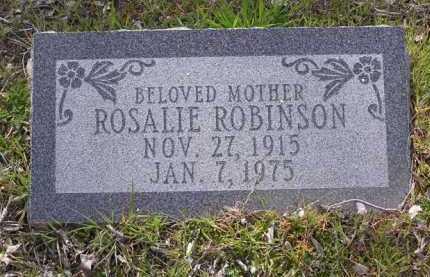 ROBINSON, ROSALIE RENETTE - Yavapai County, Arizona | ROSALIE RENETTE ROBINSON - Arizona Gravestone Photos