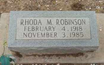 BERGMAN SIMPSON, RHODA - Yavapai County, Arizona | RHODA BERGMAN SIMPSON - Arizona Gravestone Photos