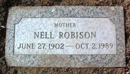 TITSWORTH ROBISON, NELL - Yavapai County, Arizona | NELL TITSWORTH ROBISON - Arizona Gravestone Photos