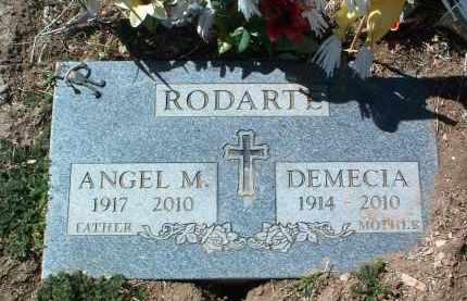 RODARTE, ANGEL M. - Yavapai County, Arizona | ANGEL M. RODARTE - Arizona Gravestone Photos