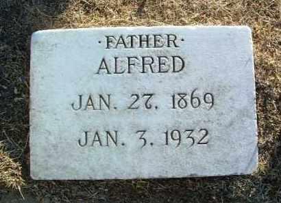 RODGERS, ALFRED - Yavapai County, Arizona | ALFRED RODGERS - Arizona Gravestone Photos