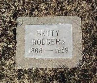 MUSICK RODGERS, BETTY - Yavapai County, Arizona | BETTY MUSICK RODGERS - Arizona Gravestone Photos