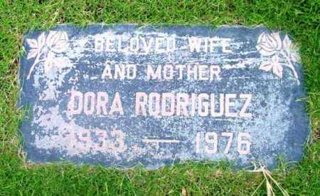 BLANCO RODRIGUEZ, DORA - Yavapai County, Arizona | DORA BLANCO RODRIGUEZ - Arizona Gravestone Photos