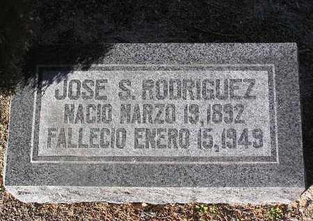 RODRIGUEZ, JOSE - Yavapai County, Arizona   JOSE RODRIGUEZ - Arizona Gravestone Photos