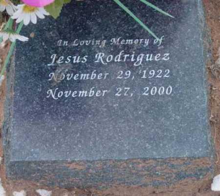 RODRIGUEZ, JESUS - Yavapai County, Arizona | JESUS RODRIGUEZ - Arizona Gravestone Photos