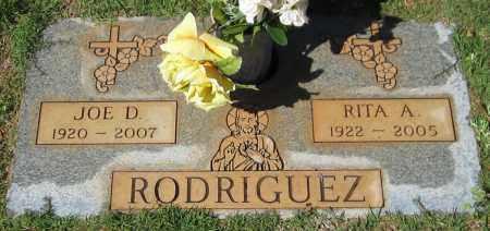 ANAYA RODRIGUEZ, RITA T. - Yavapai County, Arizona | RITA T. ANAYA RODRIGUEZ - Arizona Gravestone Photos