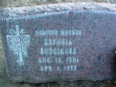 RODRIGUEZ, REFUGIA G. - Yavapai County, Arizona | REFUGIA G. RODRIGUEZ - Arizona Gravestone Photos