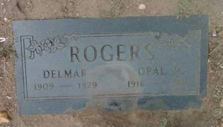 ROGERS, OPAL MAY - Yavapai County, Arizona | OPAL MAY ROGERS - Arizona Gravestone Photos