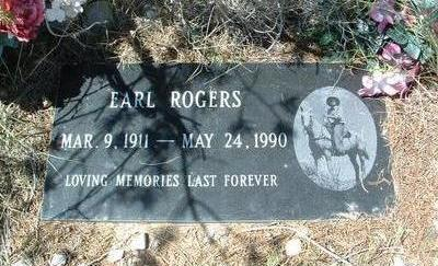 ROGERS, THOMAS EARL - Yavapai County, Arizona | THOMAS EARL ROGERS - Arizona Gravestone Photos