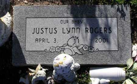 ROGERS, JUSTUS LYNN - Yavapai County, Arizona | JUSTUS LYNN ROGERS - Arizona Gravestone Photos