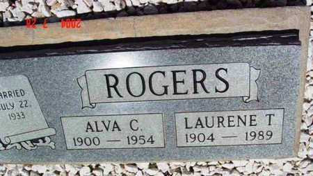 ROGERS, LAURENE - Yavapai County, Arizona | LAURENE ROGERS - Arizona Gravestone Photos