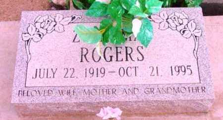 ROGERS, ZUMA M. - Yavapai County, Arizona | ZUMA M. ROGERS - Arizona Gravestone Photos