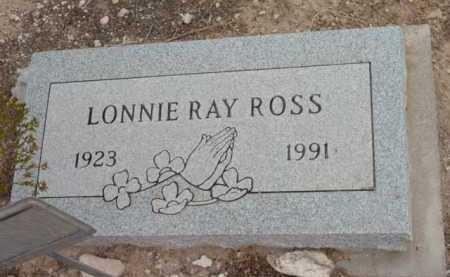 ROSS, LONNIE RAY - Yavapai County, Arizona | LONNIE RAY ROSS - Arizona Gravestone Photos