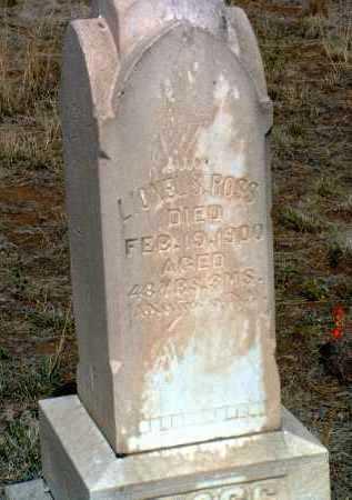 ROSS, LIONEL S. - Yavapai County, Arizona | LIONEL S. ROSS - Arizona Gravestone Photos