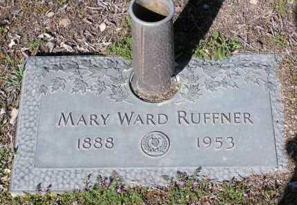 RUFFNER, MARY - Yavapai County, Arizona   MARY RUFFNER - Arizona Gravestone Photos