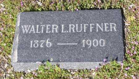 RUFFNER, WALTER LEIGH - Yavapai County, Arizona | WALTER LEIGH RUFFNER - Arizona Gravestone Photos