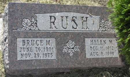 RUSH, HELEN MARY - Yavapai County, Arizona | HELEN MARY RUSH - Arizona Gravestone Photos