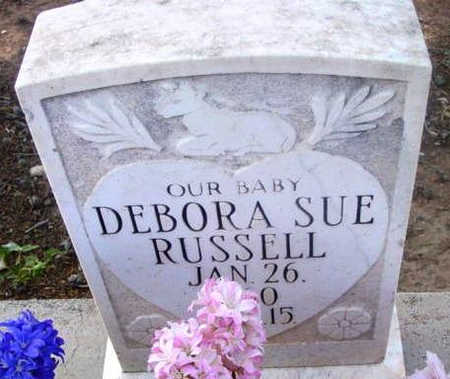 RUSSELL, DEBORA SUE - Yavapai County, Arizona | DEBORA SUE RUSSELL - Arizona Gravestone Photos
