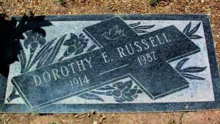 RUSSELL, DOROTHY EULENE - Yavapai County, Arizona | DOROTHY EULENE RUSSELL - Arizona Gravestone Photos