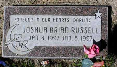 RUSSELL, JOSHUA BRIAN - Yavapai County, Arizona   JOSHUA BRIAN RUSSELL - Arizona Gravestone Photos